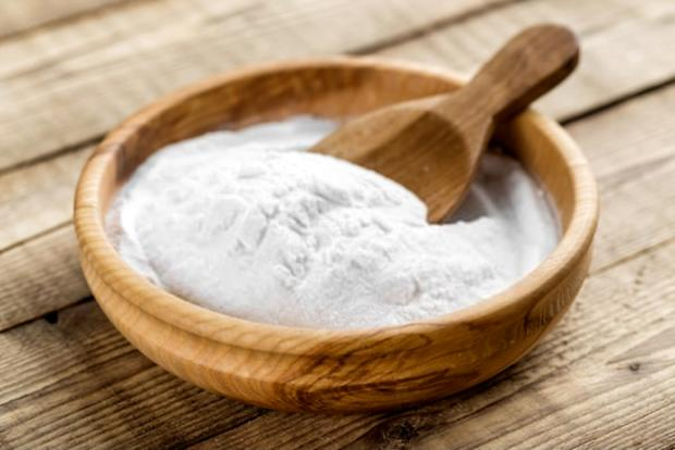 Baking soda for removing bad smell