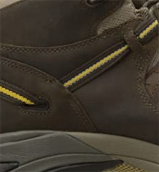 Leather Uppers Offer Excellent Breathability