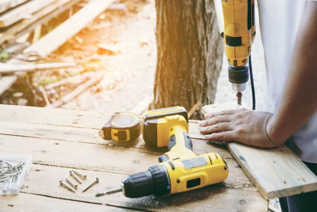 "No ""do it yourself"" job is complete without a DeWalt Drill!"