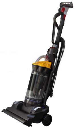 An upright vacuum is great for carpets cleaning