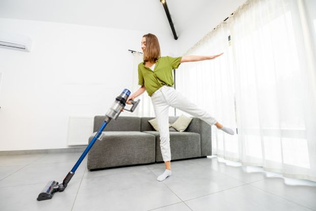 Cordless vacuum can be extremely convenient