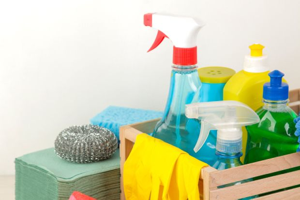 Prepare for your ultimate kitchen cleaning tasks