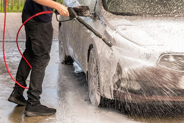 Pressure Washers Are Great Machines for Washing Cars
