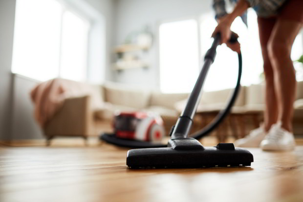 Use vacuum to clean your floor
