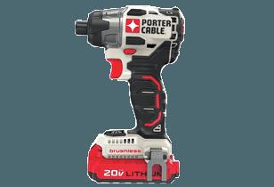 PORTER-CABLE 20V MAX Cordless Drill/Driver