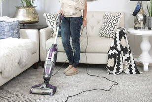 Can You Use The Bissell Crosswave On Carpet: All of Your Questions Answered