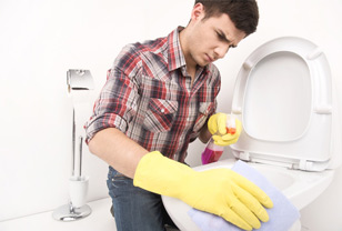 top 8 smart ways to cleaning bathroom with bleach