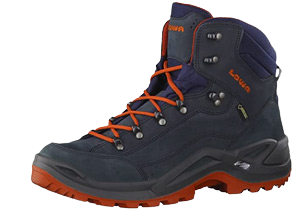 Lowa renegade gtx mid review – the right footwear for your adventures