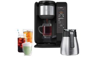 Ninja hot and cold brewed system review and how to make awesome coffee