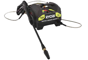 Ryobi 1600 psi pressure washer