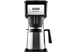 Bunn bt velocity brew 10-cup reviews