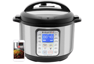 Instant pot smart wi-fi 6 quart electric pressure cooker review
