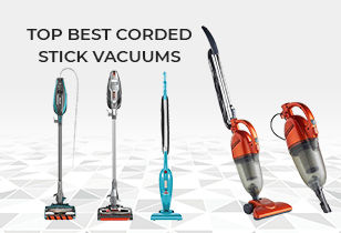 Best corded stick vacuums for any challenges