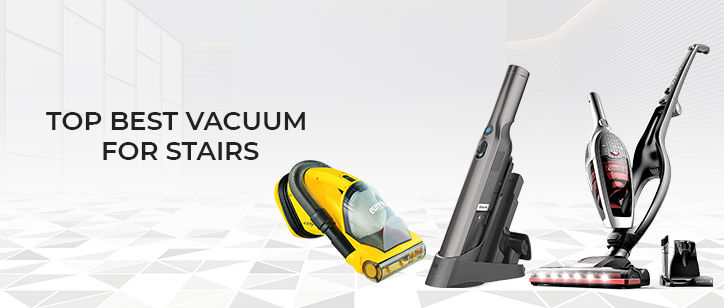 10 best vacuums for stairs, from handheld to stick models