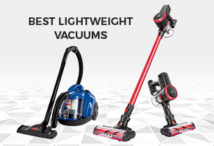 14 best lightweight vacuums that won't tire you out
