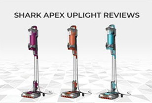 Shark APEX UpLight vacuum review with Lift-Away Duoclean