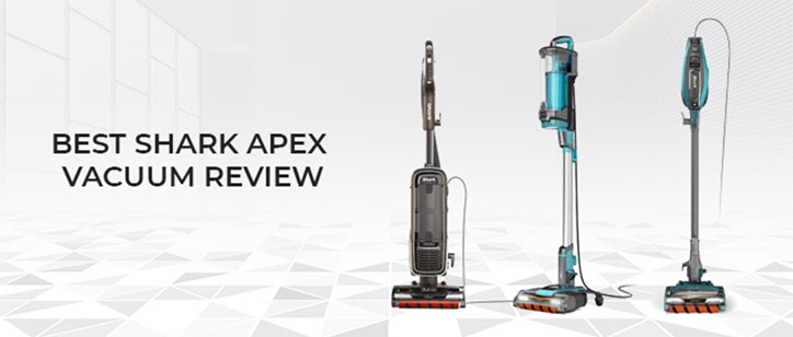 The best Shark apex vacuum review: buying guides and ratings