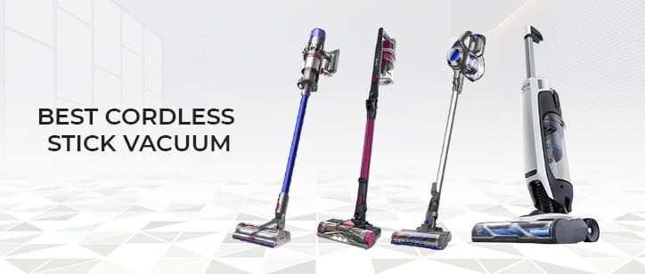 The best cordless stick vacuum that will keep your home neat and clean you need to have