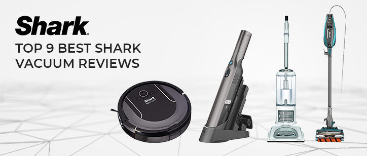9 best shark vacuums